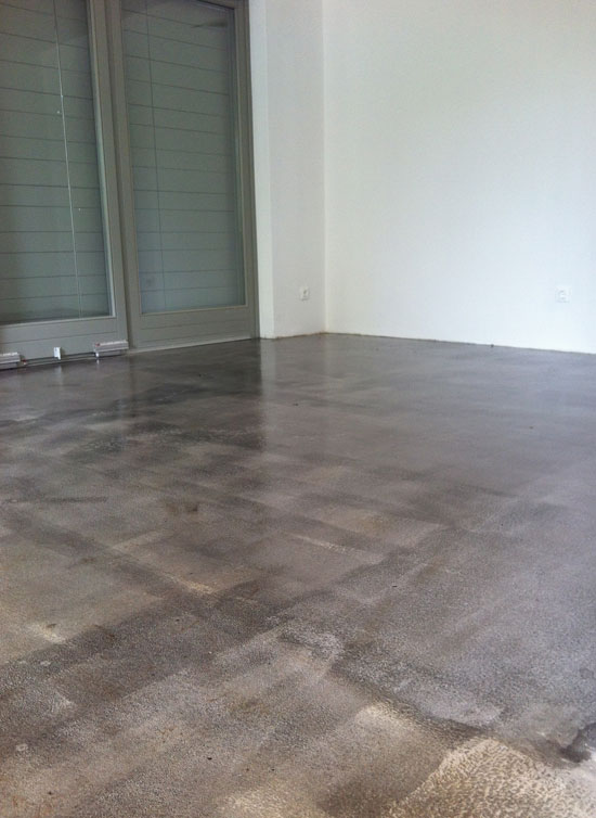 """Our"" floor – final result"
