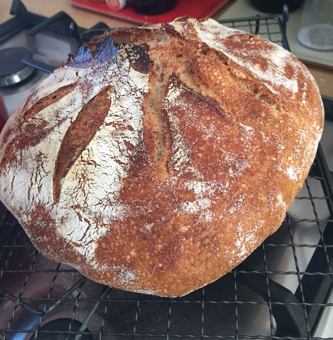 Sourdough success