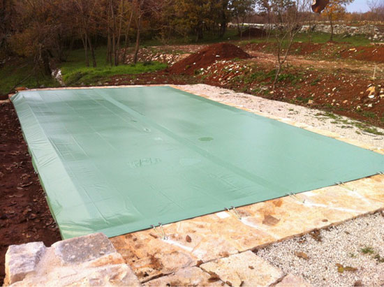 Pool and its cover