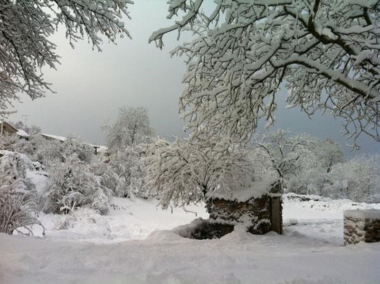 Winter slump