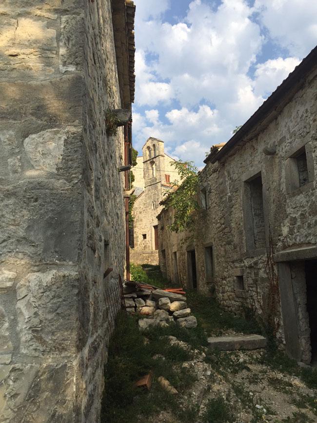 Boljun, Istria